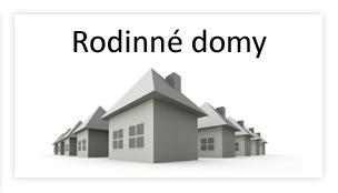 projekce rodinných domů